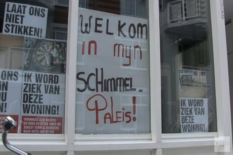 Woningcorporaties Amsterdam weigeren te komen bij debatavond over achterstallig onderhoud