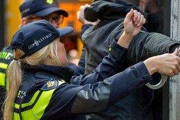 Politie voorkomt plunderactie in Amsterdam