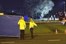 Taxichauffeur overleden bij ongeval Seineweg/Theemsweg