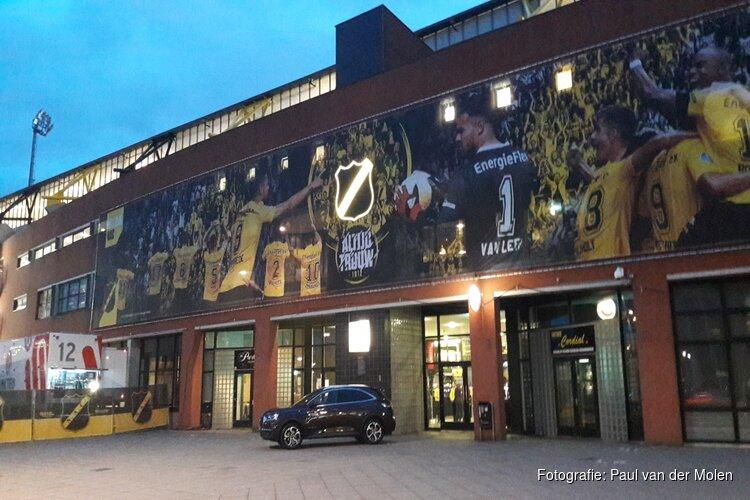 Jong Ajax wint in slotfase in Breda