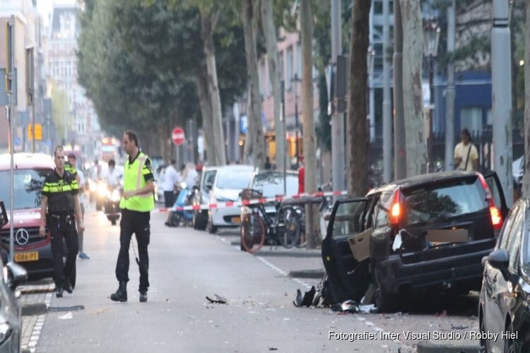 Bestuurder zegt niets meer te weten van dodelijk ongeval in Amsterdam