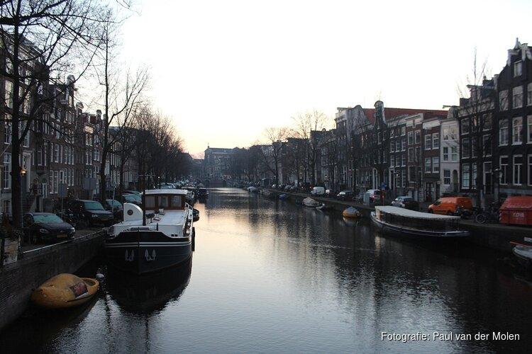Amsterdam vervangt loden leidingen van oude panden