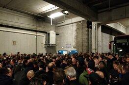 Ajax maakt melding bij Uefa van optreden Franse politie