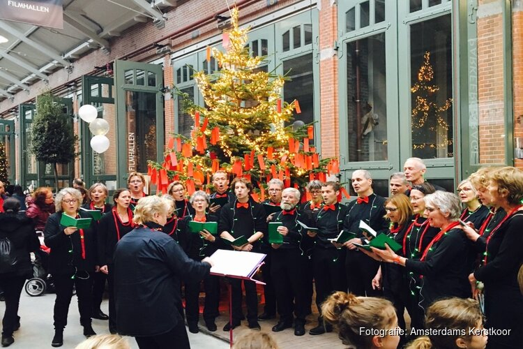 Amsterdams Kerstkoor jubileert met twee grote optredens