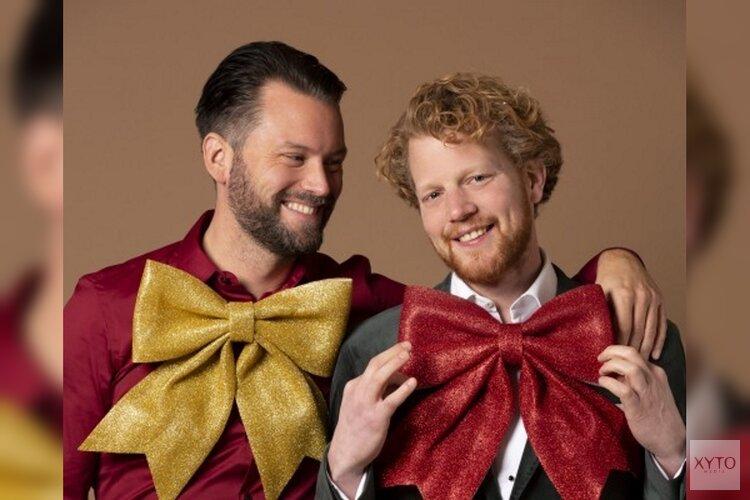 De Hehobros, bekend van de online comedyserie, maken kerstshow voor Theater Bellevue