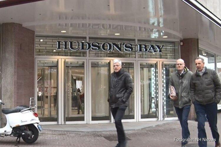Hudson's Bay vraagt uitstel van betaling aan