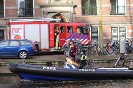 Lichaam gevonden in gracht Amsterdam