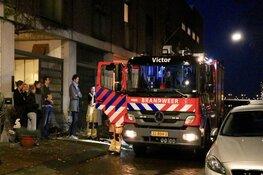 Gewonde bij brand in woning Amsterdam