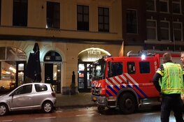 Brand in restaurant Placius