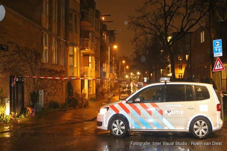 Politie lost waarschuwingsschot bij arrestaties in Amsterdam