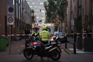 Rechtbank: schilder (25) die Amsterdamse klant doodstak handelde uit noodweer