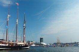 Provincie Noord-Holland sponsort SAIL Amsterdam 2020