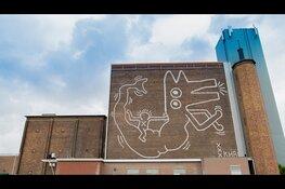 Muurschildering Keith Haring behouden voor de toekomst
