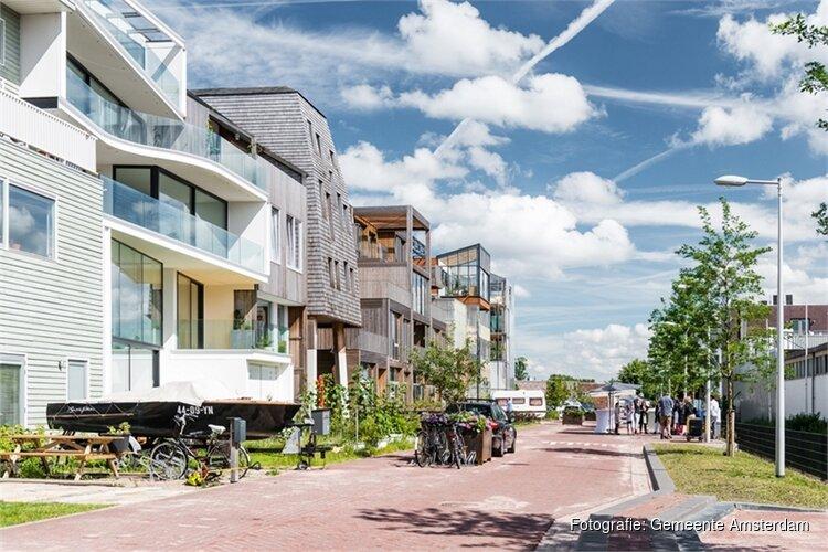 Nieuwe plannen voor Buiksloterham