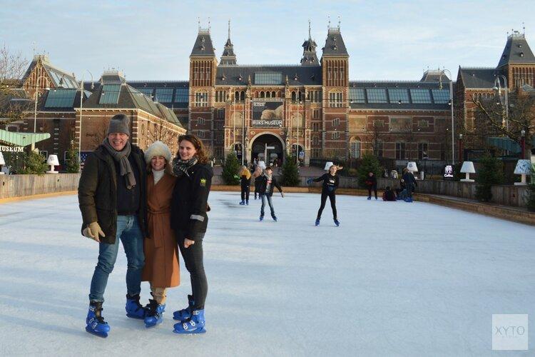 Ice*Amsterdam & Rijksmuseum zetten samen Nederlandse schaatstraditie voort
