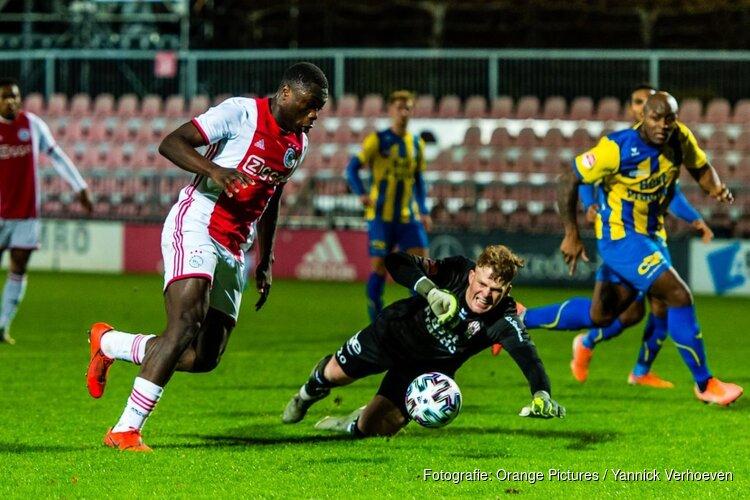 Jong Ajax met positief gevoel winterstop in