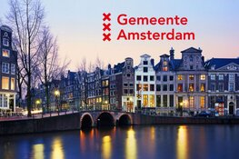 Onrustige jaarwisseling in Amsterdam