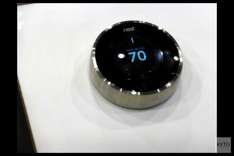 Energie besparen met slimme thermostaat