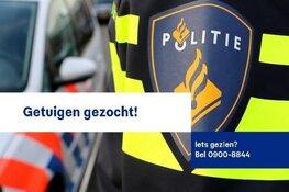Getuigenoproep vermoedelijk schietincident in Kolfschotenstraat