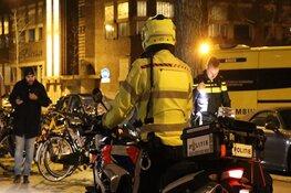 Dader vlucht per motor na straatroof in Amsterdam-Zuid