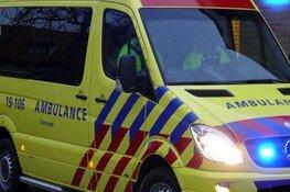 Drie gewonden bij zwaar ongeluk in Amsterdam-Zuidoost