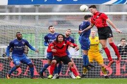 AFC gelijk tegen De Treffers