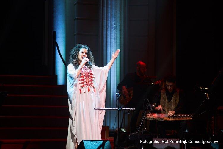 Nai Barghouti ontvangt de Concertgebouw Young Talent Award