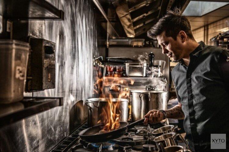 Jermain de Rozario kookt eenmalig de sterren van de hemel in Amsterdam