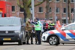 Straat Amsterdam-Zuid afgezet vanwege vondst verdacht pakket