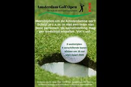Vierde editie van Amsterdam Golf Open