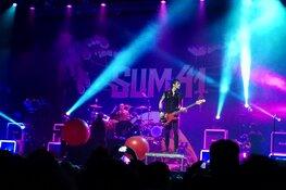 Concertbeleving van SUM 41 met voorprogramma van ZEBRAHEAD