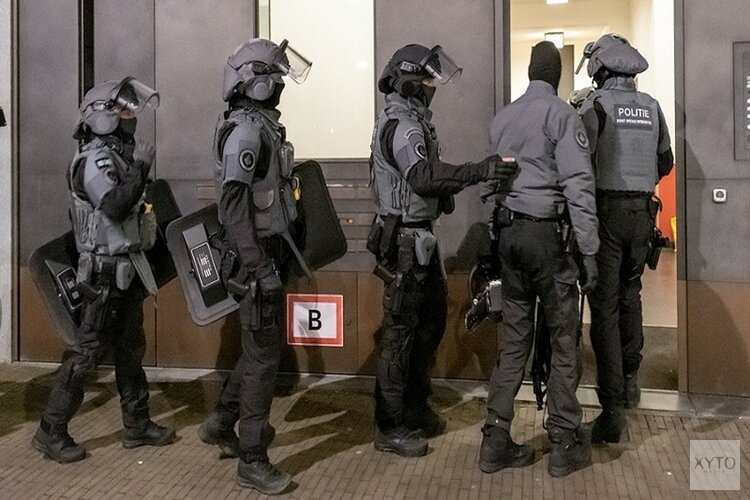 Ontvoerde vrouw door politie bevrijd, zes verdachten vast