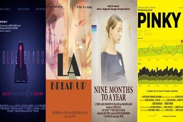 Korte films van Amsterdamse Makers