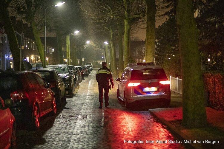 Politie massaal in actie voor melding overval Badhoevedorp