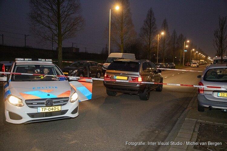 Gewonde bij schietpartij op de Rhoneweg in Amsterdam