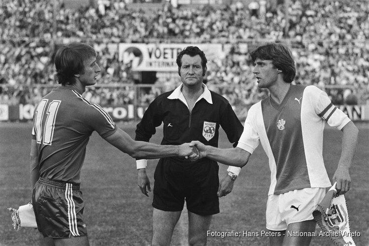 Oud-voetballer Rob Rensenbrink (72) overleden