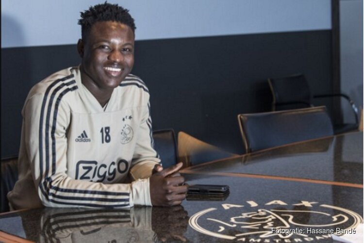 Hassane Bandé op huurbasis naar FC Thun