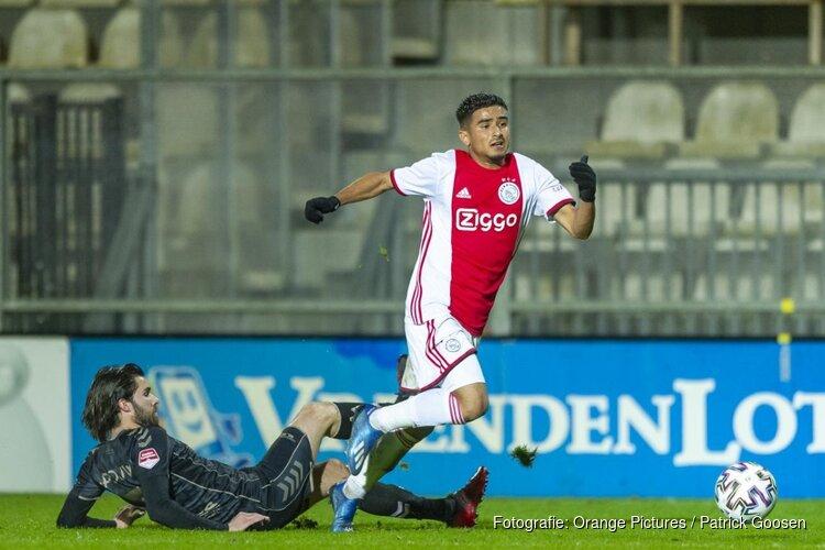 Jong Ajax zet Go Ahead Eagles vlot aan de kant