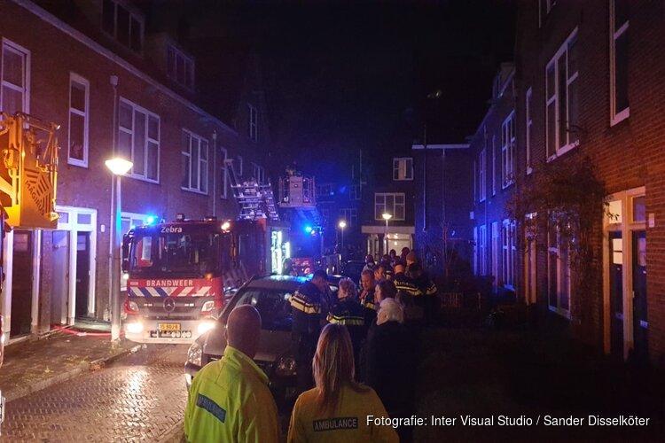 Woning uitgebrand in Amsterdam-Noord: 1 gewonde