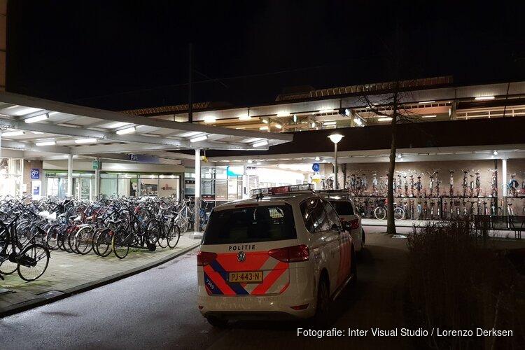 Winkeltje bij station Muiderpoort overvallen