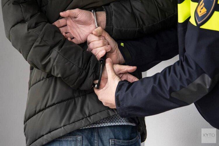 Man aangehouden op verdenking van plaatsen handgranaat