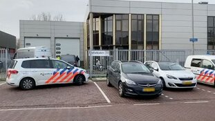 Bombrief afgegaan in Amsterdam-West
