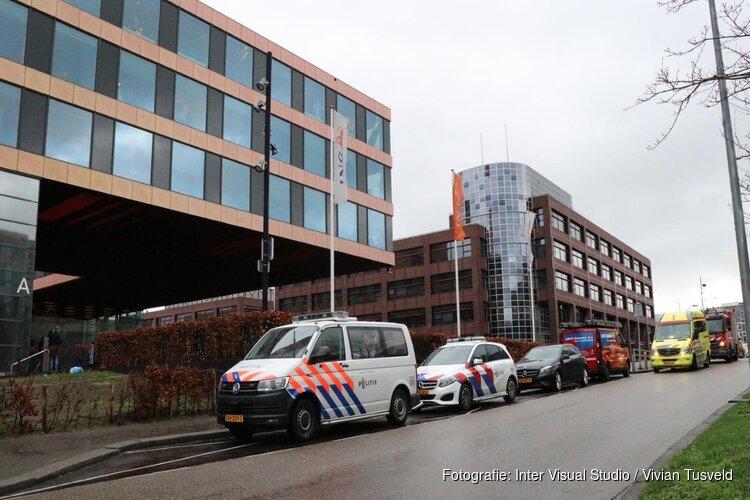 Opnieuw explosie van mogelijke bombrief, nu bij kantoor in Amsterdam-Zuidoost