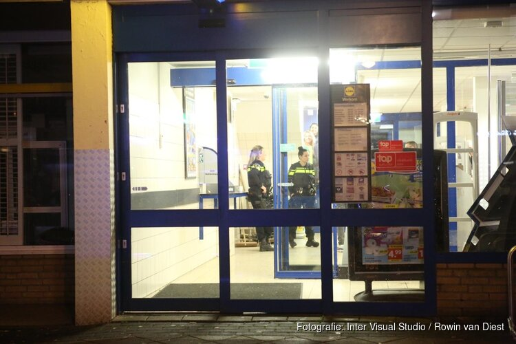Gewapende overval op supermarkt in Amsterdam-Osdorp
