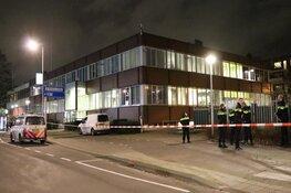 Amsterdams politiebureau korte tijd ontruimd vanwege verdachte brief