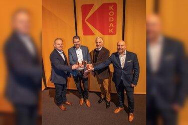 Drukkerij de Bij Europese winnaar is van de Green Leaf Award
