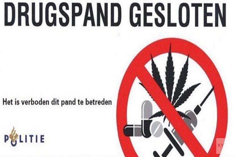Sluiting woning Pieter van der Werfstraat