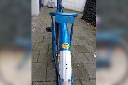 Wie is er van deze fiets bestolen?