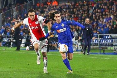 Ajax moet aan de bak na nederlaag in Spanje