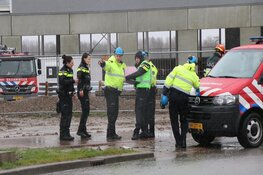 Dode bij arbeidsongeval op bouwplaats bij bedrijfspand Amsterdam